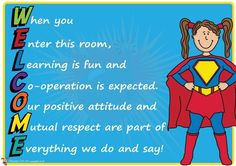 Teacher's Pet – Ideas & Inspiration for Early Years (EYFS), Key Stage 1 and Key Stage 2 School Displays, Classroom Displays, Classroom Organization, Door Displays, Classroom Management, Superhero School Theme, School Themes, Superhero Characters, School Ideas