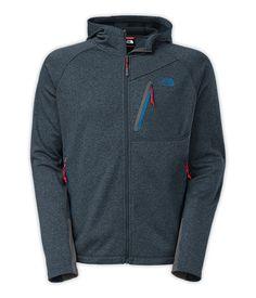Men's canyonlands full zip hoodie