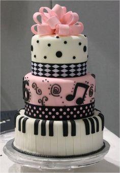 Mira estas imágenes de pasteles de 15 años creativas