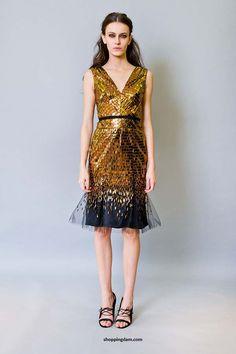 Carolina Herrera Pre-Fall 2012 Collection
