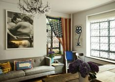 Gramercy Apartment Gets a Spruce Up