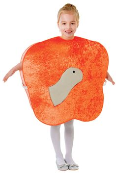 James & the Giant Peach and Worm Costume. World Book Day kids fancy dress costume www.partypacks.co.uk