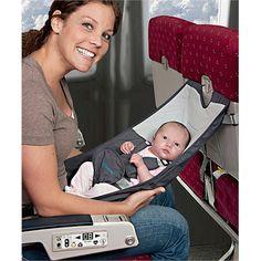 Hamac d'avion et chaise haute portatif 25 livres