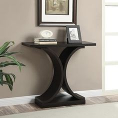 Convenience Concepts Newport Infinity Console Table - Free Shipping Today - Overstock.com - 18938176
