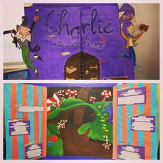 Charlie and the Chocolate Factory - Creativity Assignment for Uni!