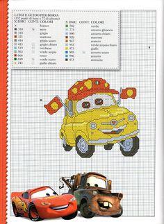 Luigi - Cars