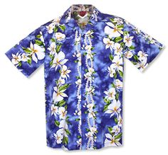 orchid cotton hawaiian aloha shirts