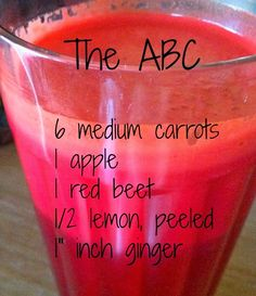 Beet juice for helping your liver cleanse after the holidays! Beet juice for helping your liver cleanse after the holidays! Healthy Liver, Healthy Detox, Healthy Juices, Healthy Smoothies, Detox Juices, Vegan Detox, Healthy Drinks, Healthy Eats, Jus Detox