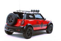 2007 mini cooper s rally - Google Search