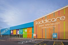 Welcome to Kiddicare Nottingham!