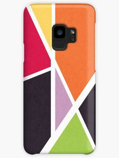 Buy 'Color Shards' by Chromapit Designs as a Sticker, iPhone Case/Skin, iPhone Wallet, Case/Skin for Samsung Galaxy, Poster, Throw Pillow, Tote Bag, Studio Pouch, Mug, Travel Mug, Art Print, Canvas Print, Framed Print, Art Board, Photograp...
