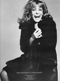 Greek actress Melina Mercouri, photo by Richard Avedon, 1968