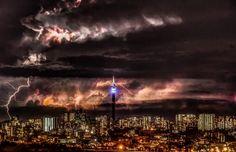 Johannesburg. Living in the world's most dangerous city.