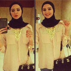 Www.hijabchamber.com #Hijab #Fashion #Modest #modesty #ModestCouture…