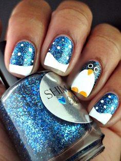 45 Holiday Nails Art Designs