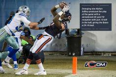 Photo Journal: Bears vs. Cowboys