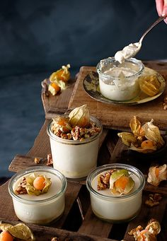 Panna Cotta, Food Photography, Marketing, Cake, Ethnic Recipes, Sweet, Desserts, Healthy Recipes, Beverages