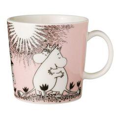 Moomin Love Mug by Arabia Arabia