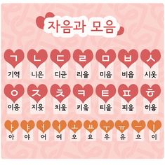 Korean Alphabet, Crafts For Kids, Diy Crafts, Learn Korean, Montessori, Language, Notes, Education, Learning