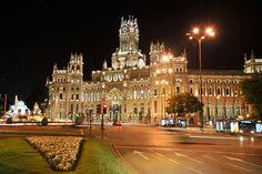 Palacio de Comunicaciones, Madrid, Spain | Flickr - Photo Sharing!