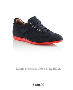 9e09ac26619 Hugo Boss Sneakers  hugoboss  orange