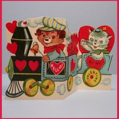 valentine's day cards 1960 - : Yahoo Image Search Results