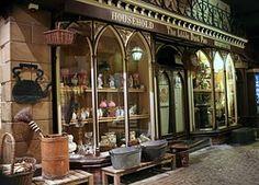 Fassade, Shop, Viktorianischen