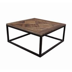 Family Room - If you decide to buy a new coffee table here is a good rustic option. Great price and good reviews! $460