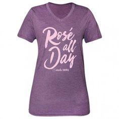 Simply Faithful Rosé All Day T-Shirt
