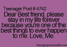 yeah to all of my real friends.... love all you guys soooo much ! :)