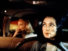 Winona Ryder and Gena Rowlands, Night on Earth, 1991 1990 Style, Gena Rowlands, Winona Forever, I Love Cinema, Film Stills, Movie Tv, Grunge, Portraits, In This Moment