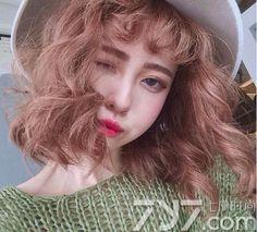 短卷髮髮型圖片2017女 8款換上立馬變時髦girl - 色彩地帶