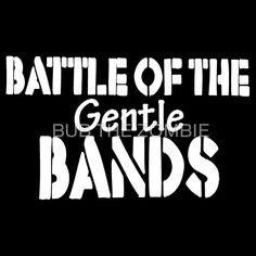 "Battle Of the Gentle Bands ""Portlandia"""