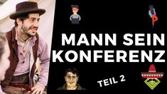 👨 Mann sein Konferenz 🧔 - Männlichkeit stärken - Neandertaler Talk Youtube, Fictional Characters, Life, Fantasy Characters