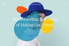 Monobrand on Behance