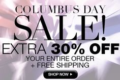 Maidenform Columbus Day Sale - Extra 30% Off Entire Order plus Free Shipping. on DealsAlbum.com