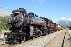 Old Steam Locomotives | ... Rockies Blog » Blog Archive » CPR Empress 2816 Steam Locomotive