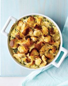Chicken and Spinach Casserole Recipe