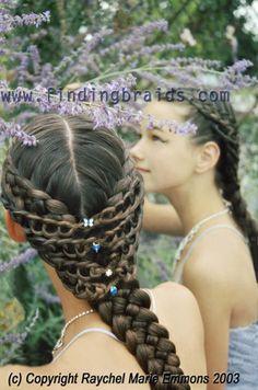 Medieval hair