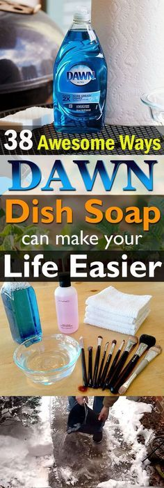 38 Dawn Dish Soap Uses, You'll Say Why I Didn't Know Them Already ⋆ Great Things First