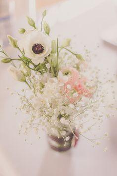 des jolies fleurs!