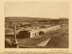 """""""Old Tucson; a hop, skip and jump history from 1539 Indian settlement to new and greater Tucson"""""""