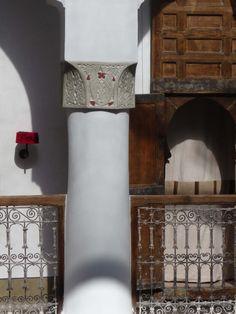 Riad Matham Le Riad, Around The Corner, Islamic Art, Marrakech, Magazine Rack, Cabinet, Storage, Furniture, Home Decor