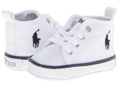 Ralph Lauren Layette Kids Harbour Hi (Infant)
