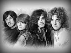 Great artwork: Led Zeppelin