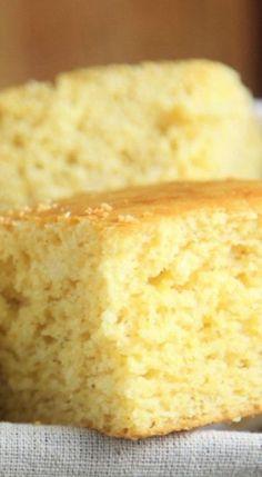 Easy Southern Cornbread