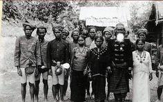 Puang Ne Malandu dari Balasu-Tanah Toraja, ca 1925.
