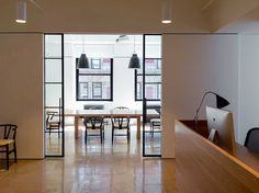 Sawyer Berson Offices - Sawyer / Berson
