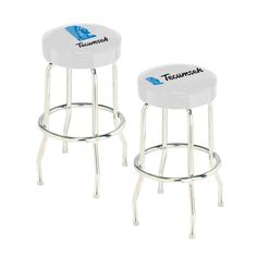 Tecumseh counter stools are made in the USA and on sale for $74.95 each.