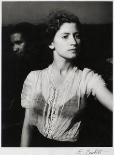 Leila. Edouard Boubat. 1947.